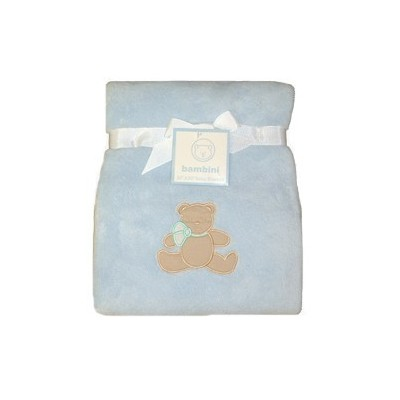 Pastel Plush Fleece Blanket