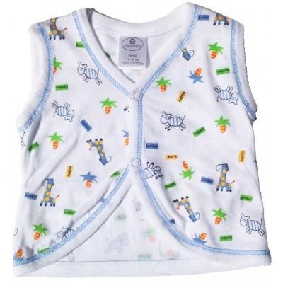 Jersey Print Diaper Shirt