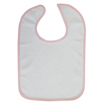2-Ply Terry Full-Size Infant Bib
