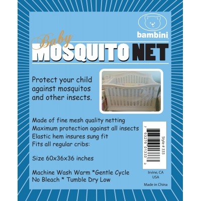 Mesh Crib Mosquito Net