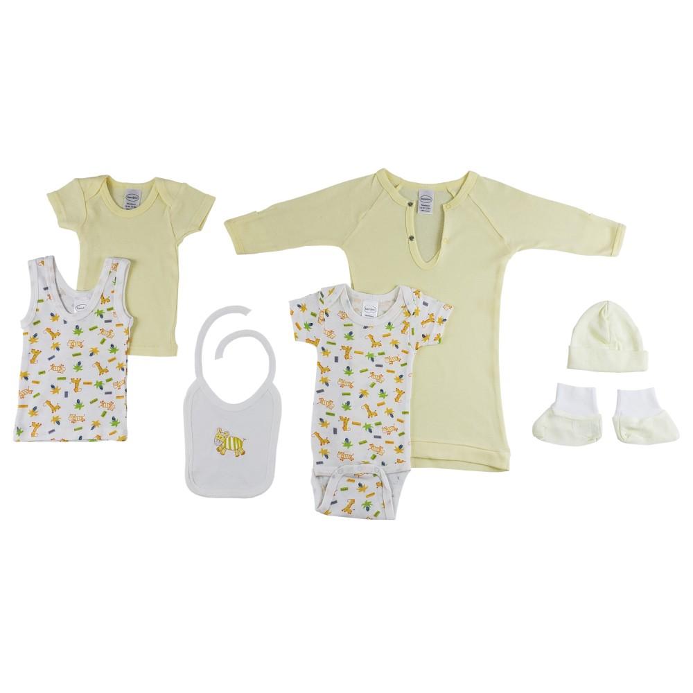 7 piece gift set for Immagini giraffa per bambini