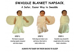 ABC to Safe Sleeping for Babies